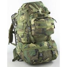 US Genuine MOLLE 2 Light RIFLEMAN Large Backpack Rucksack Assault Field woodland