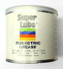 Super Lube 91016 Silicone High Dielectric Grease, 400g Tub