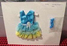 1969 VINTAGE BARBIE-P.J.+STACEY FASHION~DREAMY BLUES~1456~MINT+COMPLETE~MINT TAG