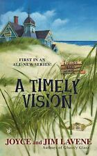 A Timely Vision (A Missing Pieces Mystery), Joyce and Jim Lavene, 0425234754, Bo