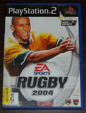 PS2. Rugby 2004 (PAL EUR/AUS) Sony Playstation 2 Game