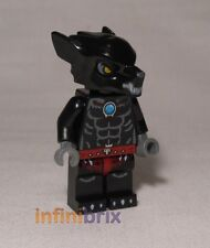 Lego Wilhurt from sets 70013 + 70009 Legends of Chima Black Wolf NEW loc015
