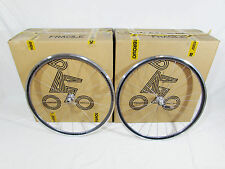 Vintage NOS AMBROSIO FUTURA / Campagnolo 700C Tubulars WHEELSET, Mint in Box