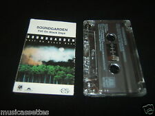 SOUNDGARDEN FELL ON BLACK DAYS AUSTRALIAN CASSINGLE CASSETTE TAPE