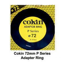 Cokin P Series 72mm Adapter Ring - NEW UK STOCK