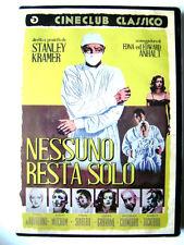 Dvd Nessuno resta solo di Stanley Kramer con Frank Sinatra 1955 Nuovo
