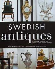 LIVRE/BOOK : ANTIQUITES SUÉDOIS (antique suède,swedish design,meuble,furniture