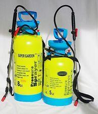 8L litres haute qualité pression pulvérisateur sac à dos désherbant jardin chimique pompe