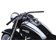 Lucas Lenker Dragbar long schwarz mit ABE für Suzuki Intruder 1500