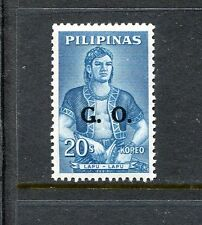 Philippines O67, MNH, 1963, October 20.  Lapu-Lapu   OFFICIAL