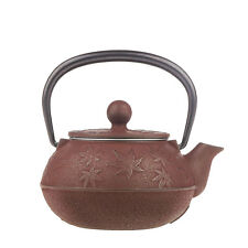 IWACHU Japan Style Cast Iron Kettle Tea Pot With Strainer WOOD STOVE HUMIDIFIER