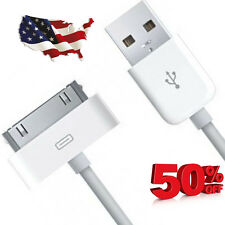 3FT Cable Cord for Apple iPhone iPod Touch iPad Nano 1 2 Data Sync Charger 4 4S