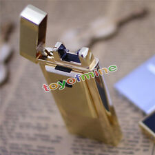 Windproof USB Rechargeable Arc Electronic Flameless Cigarette Lighter +LED Light