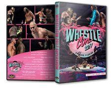 WrestleCon 2017 Super Show DVD-R, Broken Matt Hardy Pentagon Rey Fenix Low Ki