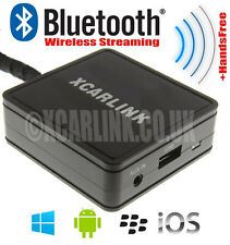 Xcarlink-sku716 VOLVO (8 pin rotondo) STREAMING Bluetooth Vivavoce Interfaccia