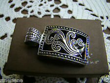 Silpada Sterling Silver Paisley Pendant S1744 Retired!