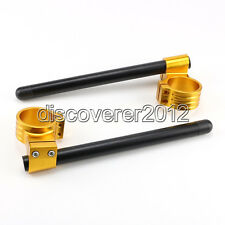 50MM Motorcycle High Lift Clip Ons On Handlebar For Yamaha YZF750 1994-1997 HBG
