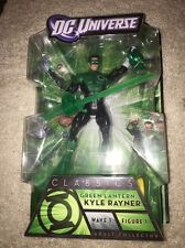 DC Universe Green Lantern Classics Kyle Rayner MOSC Sealed Arkillo Right Leg