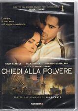 DVD NEW - CHIEDI ALLA POLVERE