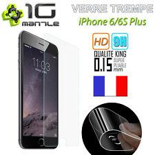 """Protection/Protege Ecran iPhone 6/S PLUS + 5""""5 Vitre/Verre Trempé/Blindé 0.15mm"""