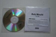 BOB MOULD - THE WAR + I DON'T KNOW YOU ANYMORE 2 X PROMO CD HUSKER DU