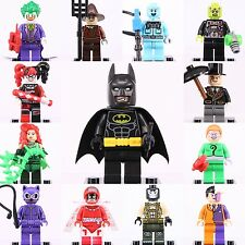 13 Pcs Set Dc comics Minifigures Batman 2017 movie Two face Fit to Lego