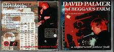 DAVID PALMER and BEGGAR'S FARM in concert JETHRO TULL - CD NEW