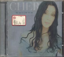 CHER - Believe - CD 1998  NEAR MINT CONDITION