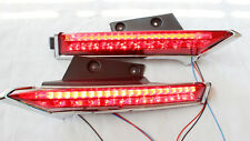Rear Window Spoiler LED Brake Light Lamp for Nissan Rogue X-Trail 2014 2015 2016