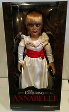 "MEZCO 18"" THE CONJURING ANNABELLE DOLL CASE FRESH!"