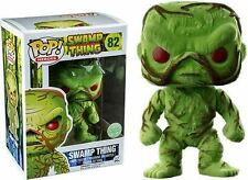 Funko POP! Swamp Thing (Scented Flocked) - PX Exclusive Vinyl Figure 82 NEW