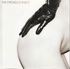 THE STROKES This Is It  OZ CD 2001