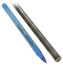 """3/8-16x12"""" Stainless Steel Threaded Rod By ServoCity Part # 98804A031"""