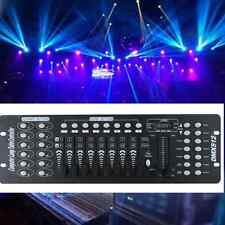 DMX512 192 CH Controller Laser DJ Light Disco Stage Lighting Console Lamp Party