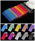 New 0.3mm Ultra Thin Slim Crystal Clear PP Hard Case for Apple iPhone 4 4S 5 5S