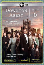 Downton Abbey: Season 6 (DVD, 2016)