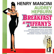 Henry Mancini - Breakfast At Tiffany's (Soundtrack) CD