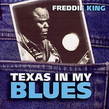 Texas in My Blues [1 disc] [708535006961] New CD
