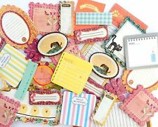 7 PCS Lot Of Cute Mini Memo Pads Sticky Notes Stationery Planning Scrapbooking