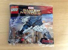 Lego Los Vengadores Quinjet 30304 Bolsa De Polietileno