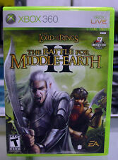 Lord of the Rings Battle for Middle-earth II (Microsoft Xbox 360)