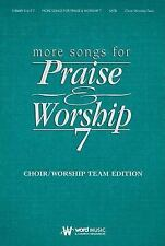 More Songs for Praise and Worship - Volume 7 (2015, Paperback)