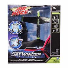 Air Hogs RC IR Skywinder Stunt Rocket Plane Ages 5+ New Toy Fly Boys Girls Play