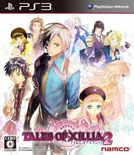 USED PS3 TALES OF XILLIA 2 Babdai namco entertainment PlayStation 3 F/S Japan