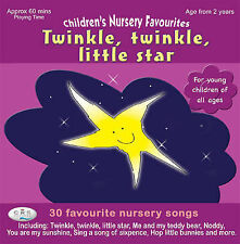 Twinkle Twinkle Little Star by CRS Records (CD-Audio, 2006)
