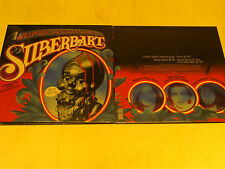 SILBERBART – 4 Times Sound Razing - LP-reissue of 1971- Longhair-rar Krautrock