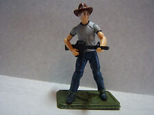 "Custom 3.75"" The Walking Dead CARL GRIMES figure - poseable & ready to go"