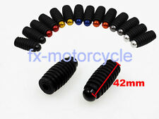 Motorcycle Rubber Footrest Foot Peg Pedals Set For BMW S1000RR 2015-2016