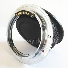 AF Confirm Contax Yashica CY Lens to Canon EOS EF Adapter 550d 600d 7d 350d cap