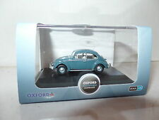Oxford 76VWB007 VWB007 1/76 00 Spur VW Volkswagen Käfer Golf Blau